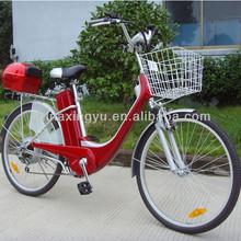 Hot sale in European market 250W rear motor adult electric two wheel bike XY-EB008