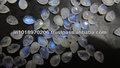 pietra di luna arcobaleno pera sfaccettato gemme Xclusive briolettes