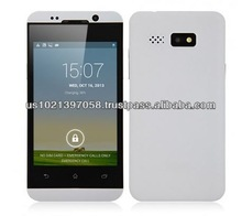 Feiteng H10 Smartphone MTK6572W Dual Core Android 4.2 3G WiFi 4.0 Inch- White