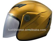 Turn Up visor open face motorcycle helmet 816