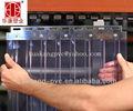 Industrial PVC transparente cortina de la tira llevada fabricante
