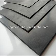 black neoprene rubber