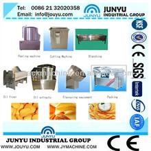 Shanghai Junyu complex lays potato chips production line