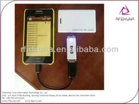 Android New Mini USB RFID 14443A Reader ( Support Linux,Windows,Android OS)