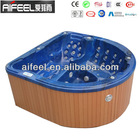 European style and high quality outdoor gardent free sex usa massage hot tub