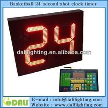 outdoor basketball scoreboards with shot clock