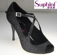lady dance shoes INSOLE LABEL