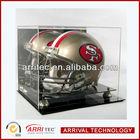 acrylic mirror case acrylic helmet display box