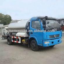 5000L Intelligent of asphalt distributor Road Machine