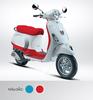 Motorcycle (Ves-pa-bicolor-3v-ie)