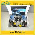 2014 oem china fabricante hid kit de conversão xenon garantia 18 35w 55w 75w 100w