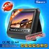 External Mounting 7 inch headrest dvd player