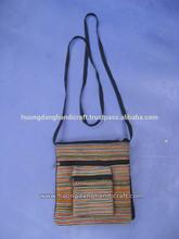Brocade Handbag for Phone- Nice crafts work from Vietnam-Beautiful bag for gift