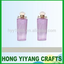 glass bottle wedding invitations/spray bottles empty for perfume