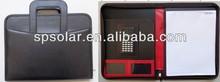 SG1030 A4 leather fashion portfolio case