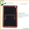 Natural for ipad mini wood case,Real wood case for ipad mini,top grade wood cover for ipad mini