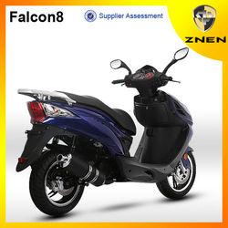 2014 ZNEN Falcon8 (Patent gas scooter ,EEC, EPA, DOT) New Model)/Sporty Design Moto