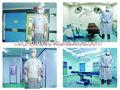 funzionamento e camice chirurgico