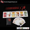 China novidade cartas de baralho personalizado, cartões do poker adultos, jogando bicicleta cartões