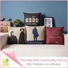 China wholesale fashionable designer throw pillows