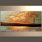 Wholesale Handmade Decorative Landscape Painting