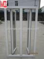 remorque de fenêtres en aluminium de fabrication