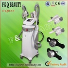 Cavitation RF Cryotherapy Cold Vacuum Fat Removal Equipment