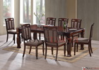 Wooden Dining Set, Home Furniture, Solid Wood Dining Sets