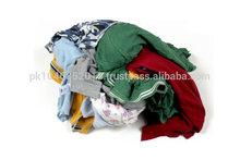 Cotton rags or cotton waist color / Mix Rags color