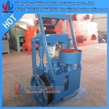 Clay coal/charcoal briquette press/punching honeycomb machine