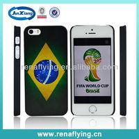 Brazil flag case for iphone 5