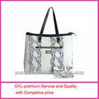 2014 new model purses and ladies handbags shoulder bag wallet set