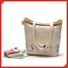 Beautiful printed canvas bag, target reusable tote shopping bags