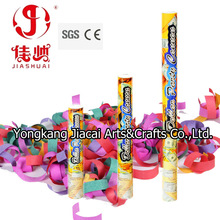 paper confetti cannon,Pretty and colorful party confetti spray,compressed air confetti party popper