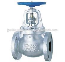 Durable jis 10k globe valve made in japan for industry