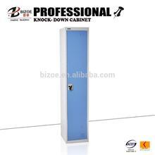 1 door vertical low price steel almirah wardrobe cupboard locker