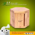 Caja de papel reciclable, de papel mache cajas, de madera de papel caja de almacenamiento