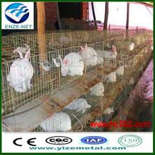 aluminum rabbit cage