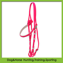 PVC horse riding equipment durable and flexible