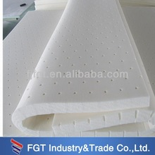 100% natural luxury hotel latex rubber foam mattress
