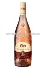 Rose semi dry wine 1.20eur/bot.