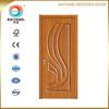 Turkey hotel inteior pvc mdf bedroom wooden door design