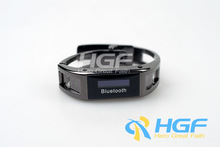 Wireless bluetooth bracelet watch with vibrating and hands free functions