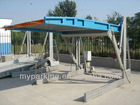 Sale Two Level Hydraulic Car Stack Parking Lift