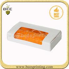 Box doccia ikea, scatola bianca di cartone quadrato, scatola di imballaggio