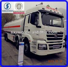 shacman 35m3 diesel transport truck