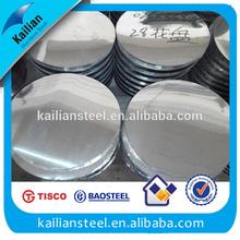 410 2B Stainless Steel Circle
