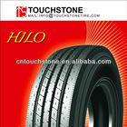 Radial truck tire 12x22.5