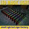 indoor high quality scrolling led dot matrix display details