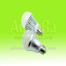 high quality & low price 80ra light led bulb /led light bulb with e27 base /low heat no uv led light bulb